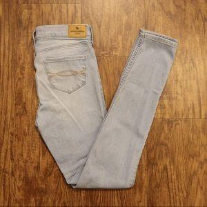 abercrombie kids ultra skinny jean leggings